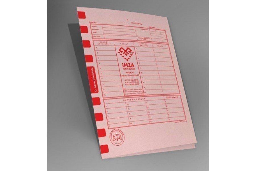 Avukat Dosyası İ510A