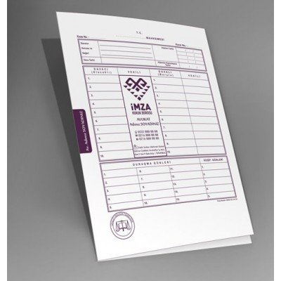 Avukat Dosyası İ511B