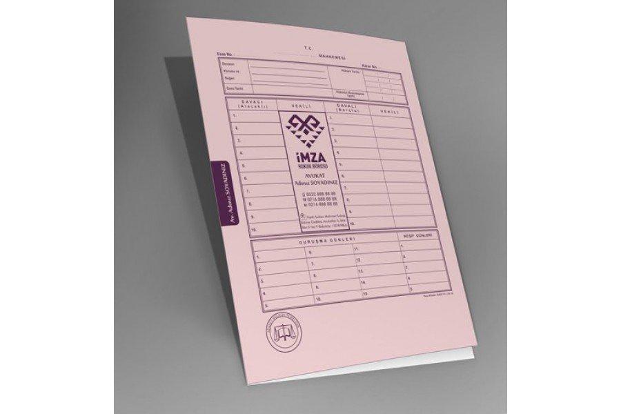 Avukat Dosyası İ511BP