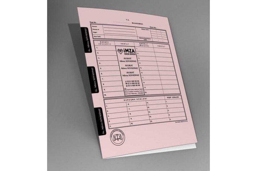 Avukat Dosyası İ513BP
