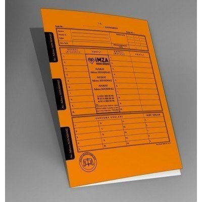 Avukat Dosyası İ513BT