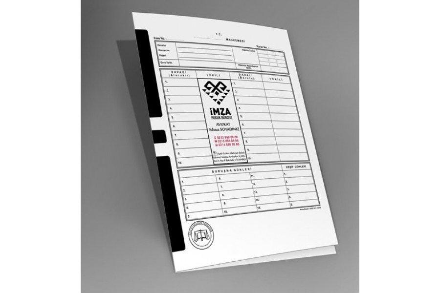 Avukat Dosyası İ516B