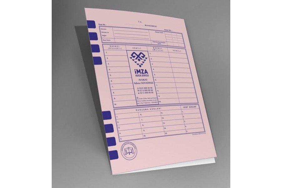 Avukat Dosyası İ518BP